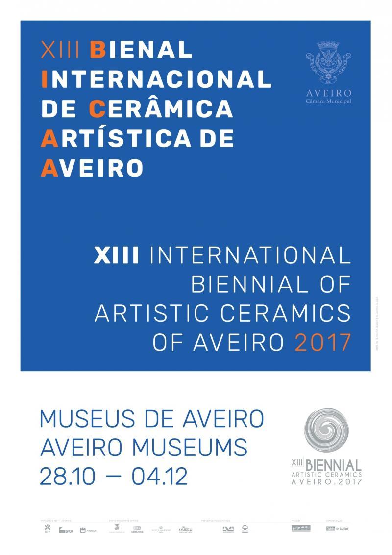 XIII Bienal Internacional de Cerâmica Artística de Aveiro 2017