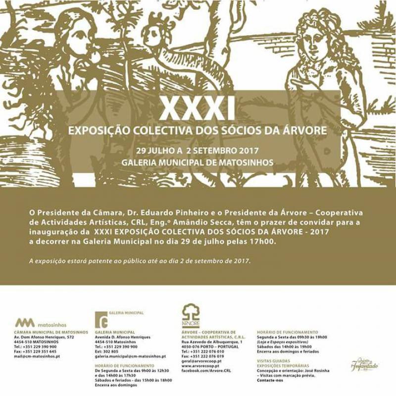 XXX Exposição Colectiva dos Sócios da Árvore