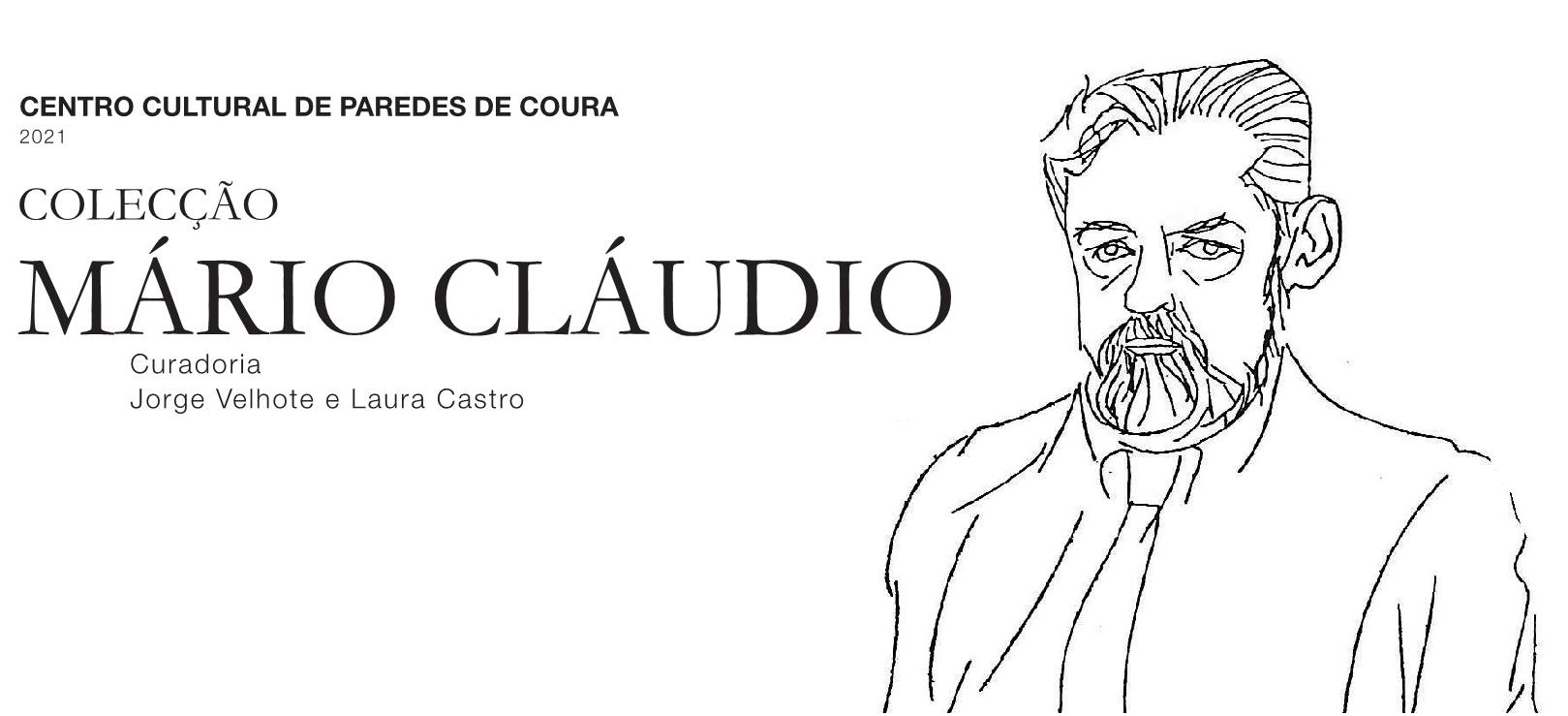 Exposição Coleção Mário Cláudio em Paredes de Coura